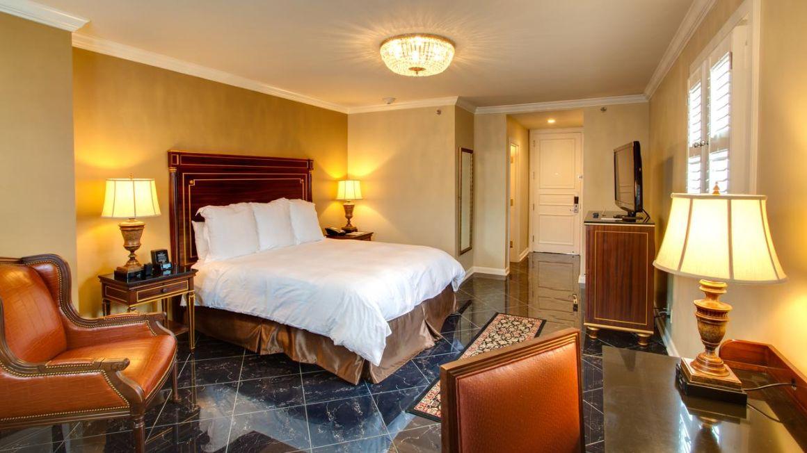 Hotel Mazarin, Bourbon Street
