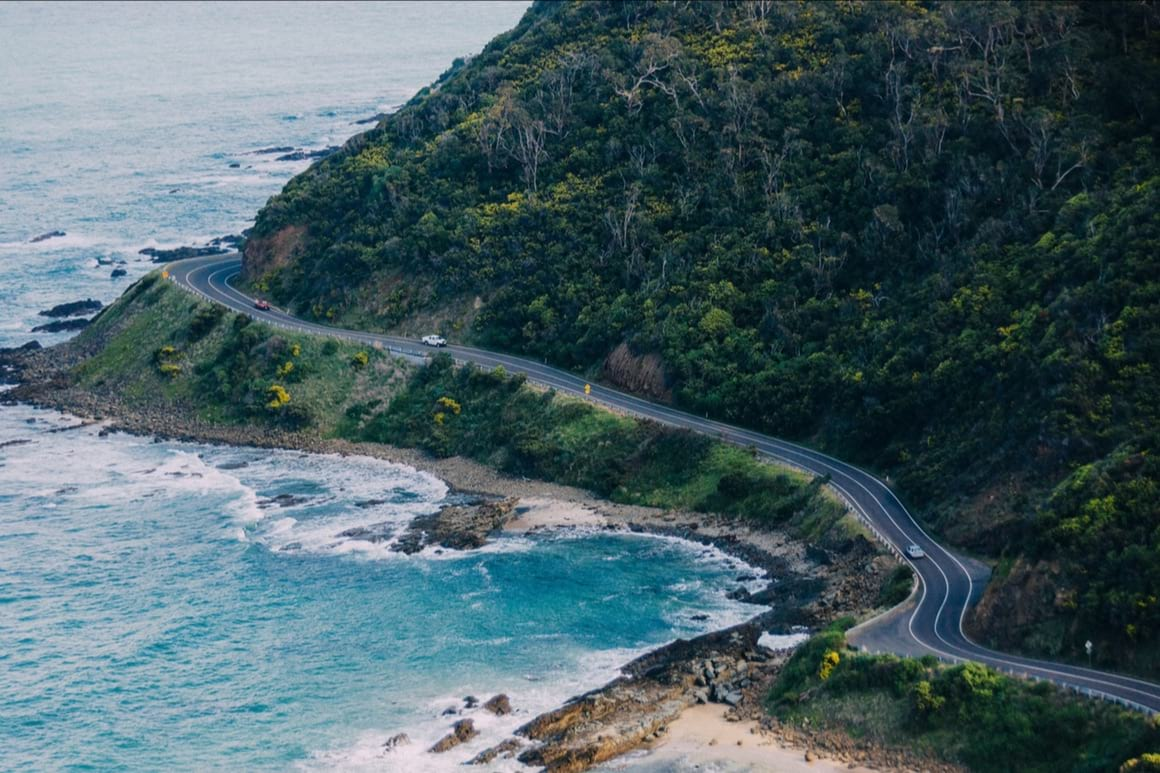 Road trips in Victoria