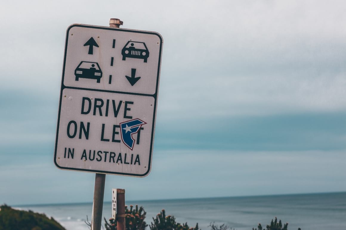 Road rules in Victoria