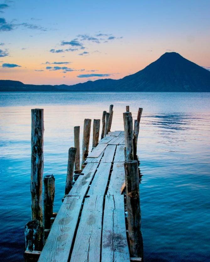 lake atitlan backpacking in guatemala