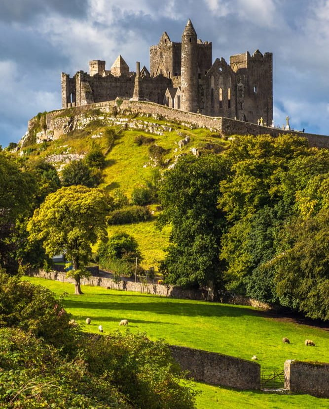 cashel castle in ireland