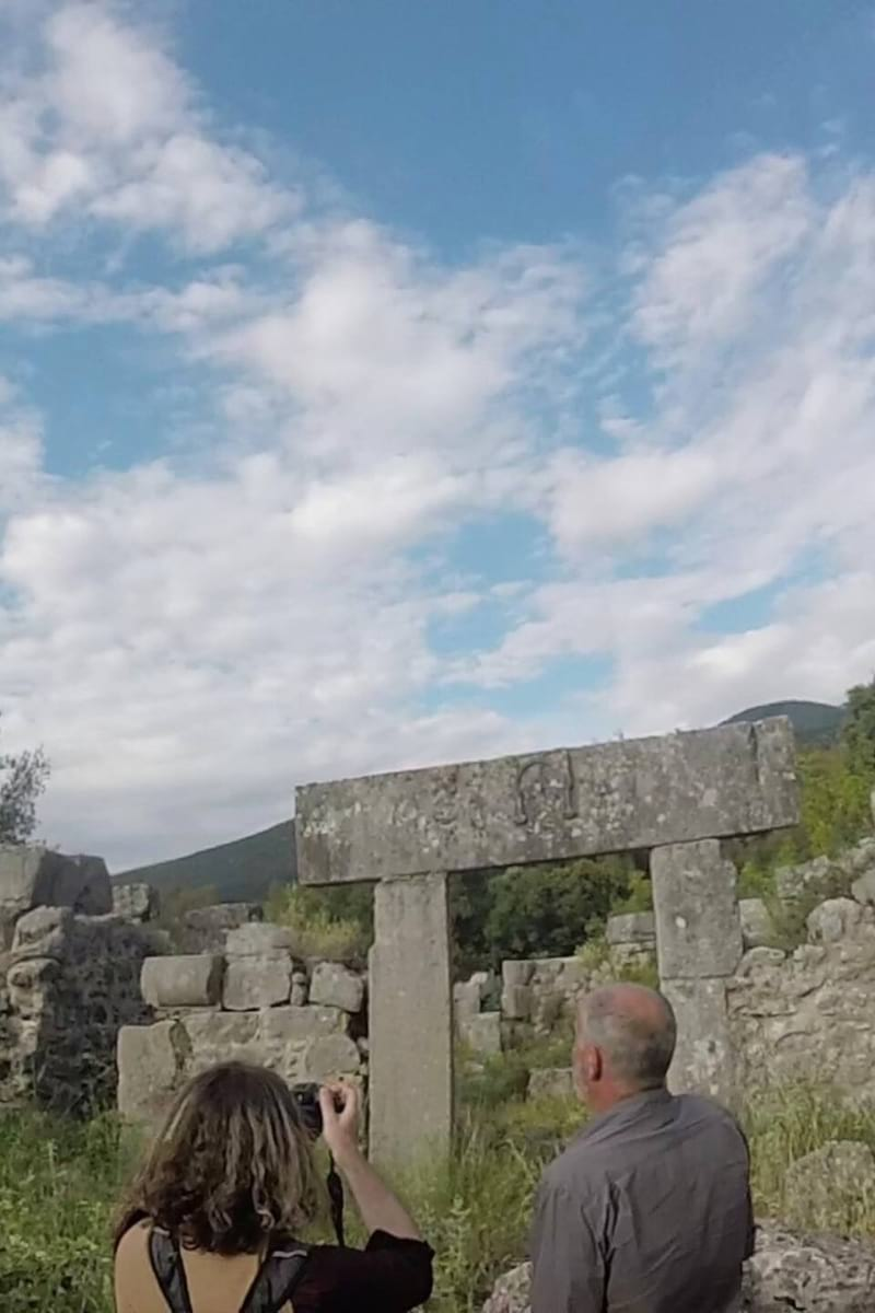 A Day to Delphi Oracle and Parnassus