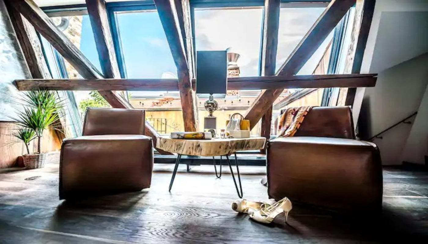 Atelier Suite at Buda Castle