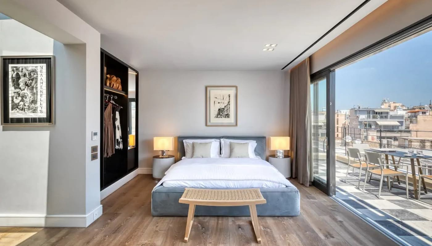 Athenian Foss Presidential Suite Athens