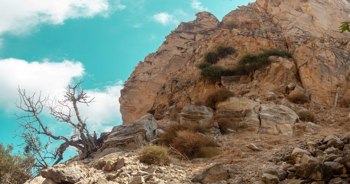 Avakas Gorge Walk Cyprus