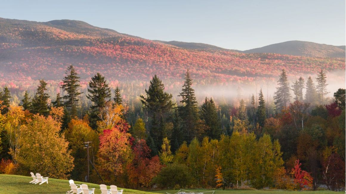 Bretton Woods White Mountains