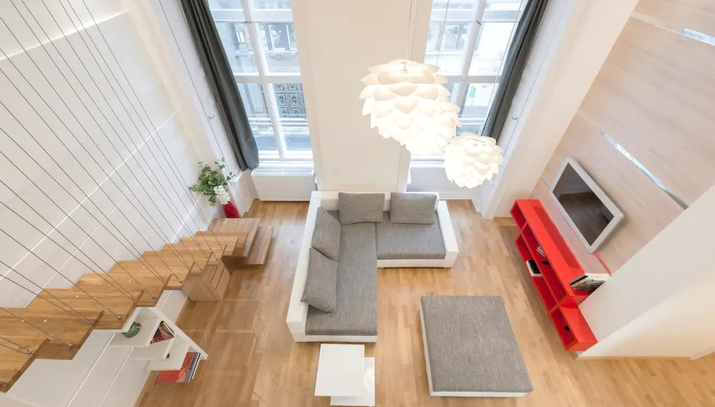 Bright and Spacious Central Home Budapest