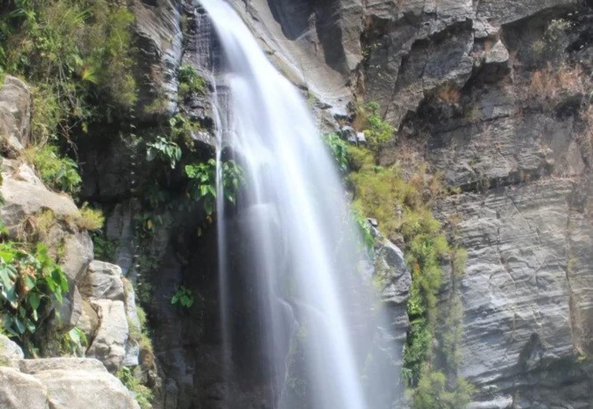 Bulalakaw Falls La Union