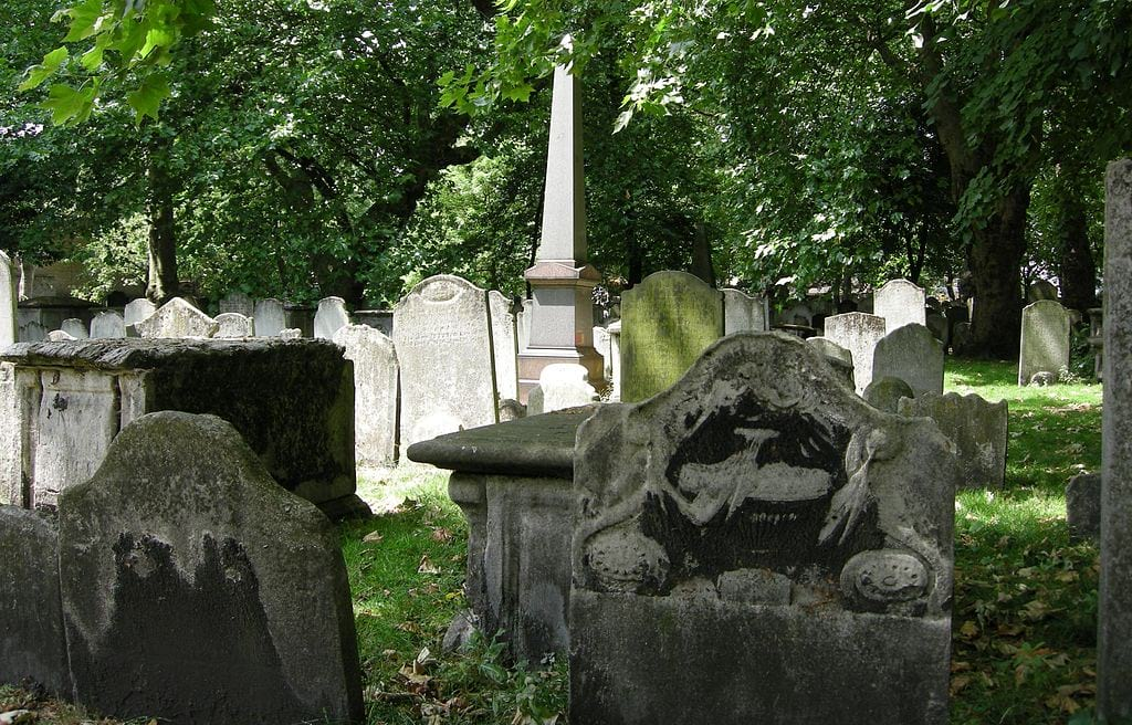 bunhill fields alternative things to do in london