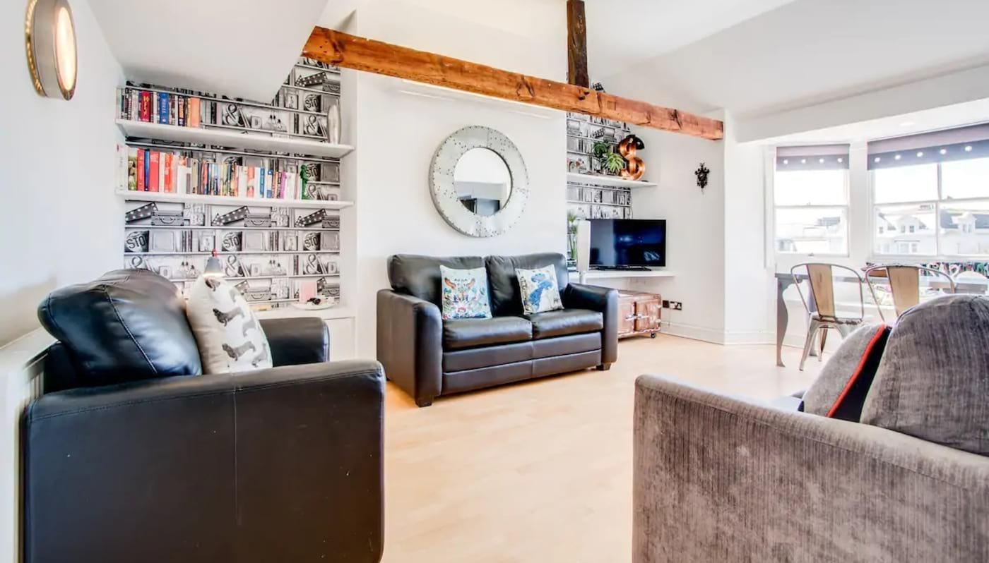 Cosy Penthouse Apartment Brighton