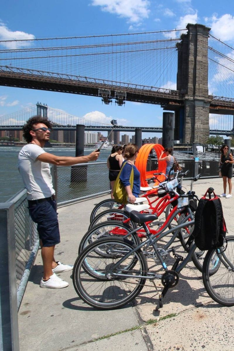 Cycle NYC's Top Sites in One Day Manhattan