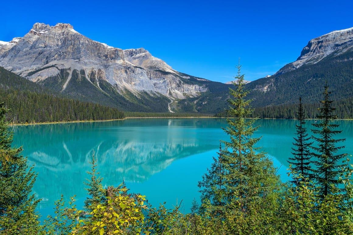 Emerald Triangle Most Beautiful Hike in Canada