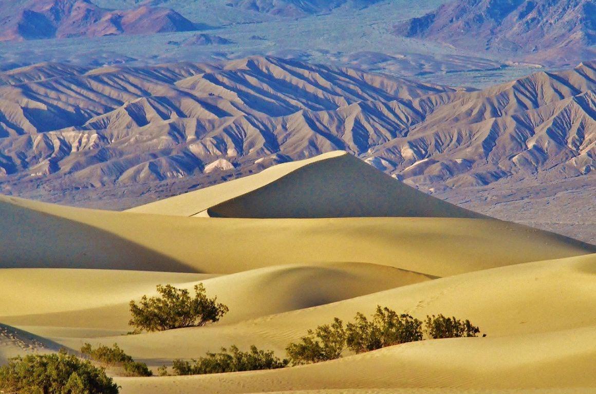 Eureka Dunes - Best Off the Beaten Path Trek in Death Valley National Park