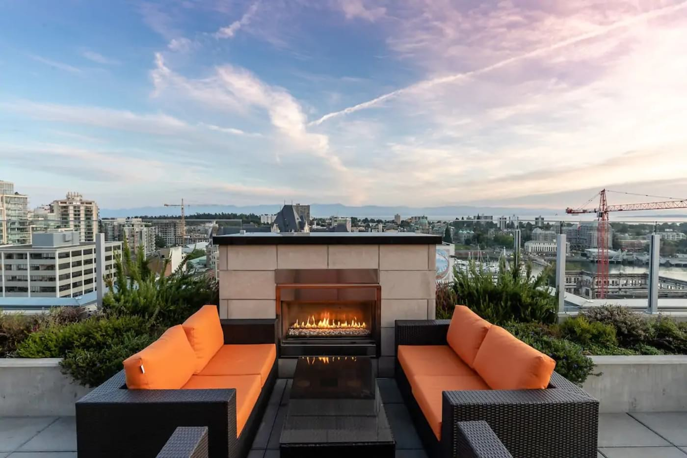 Over the top luxury Airbnb in Victoria – Exquisite Downtown Luxury Condo