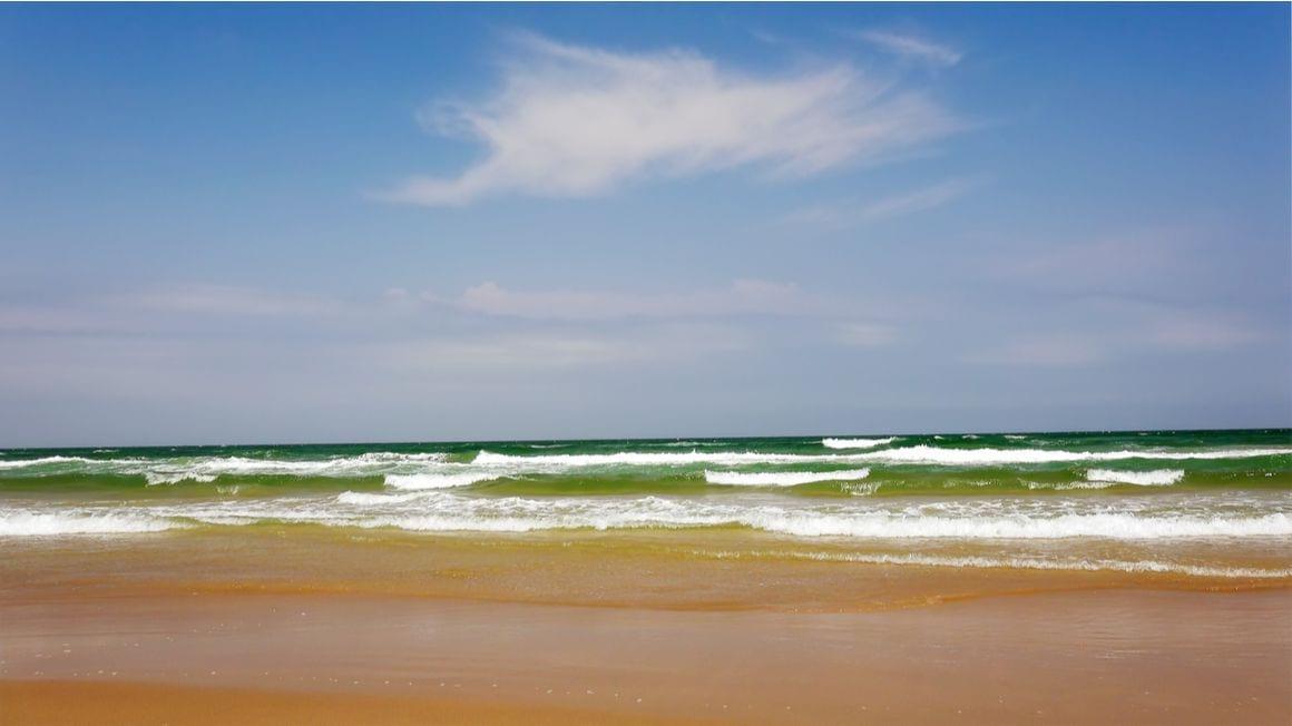 Isla Blanca Beach South Padre Island