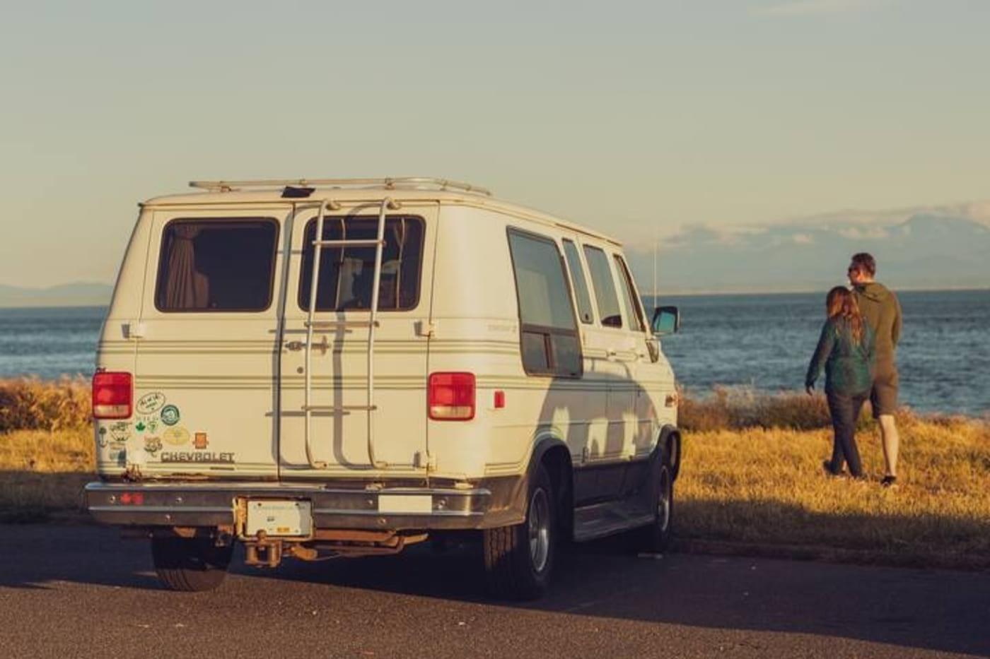 Most Unique Airbnb in Victoria – Island Getaway Campervan