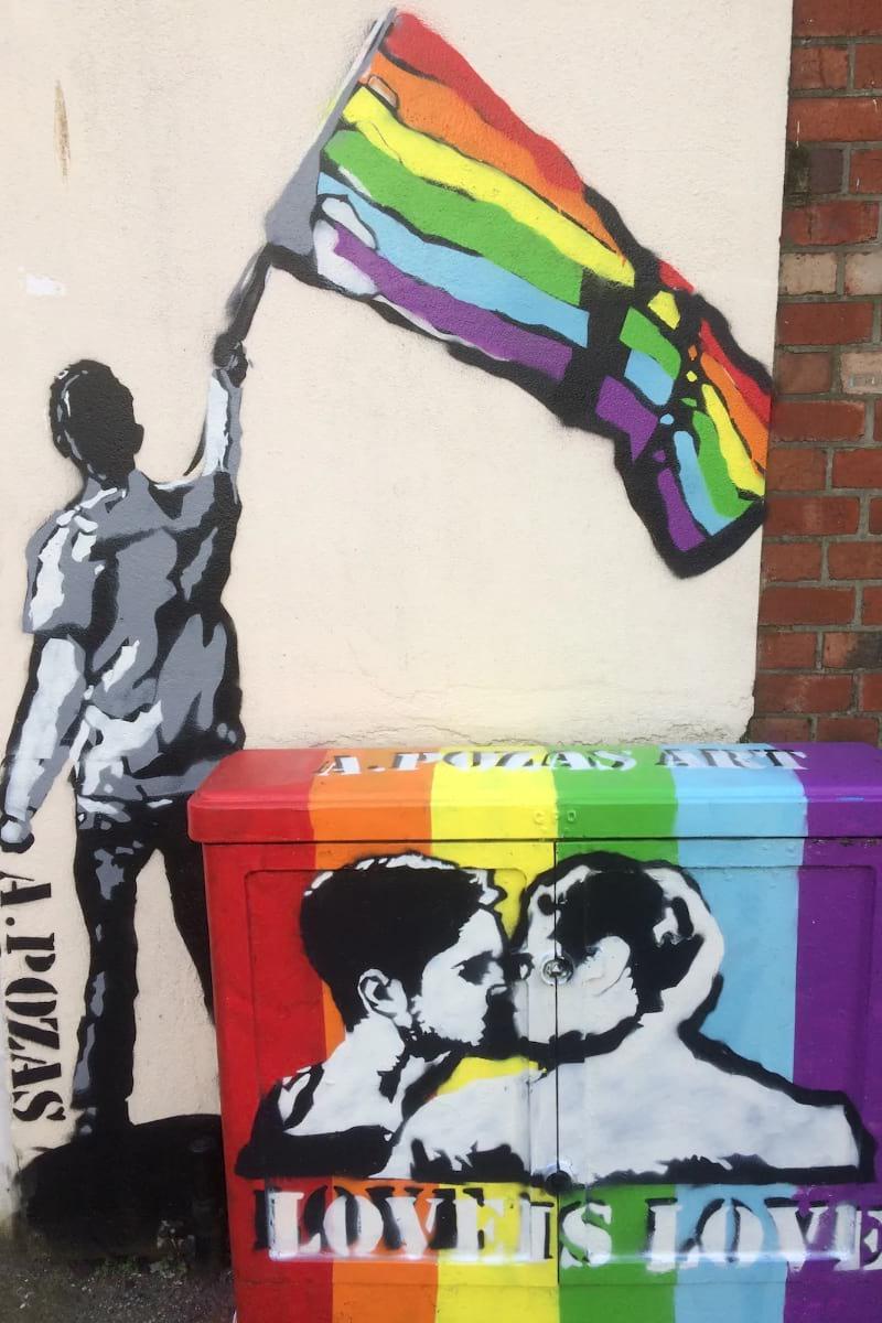 LGBTQ Plus History Tour of Brighton Brighton