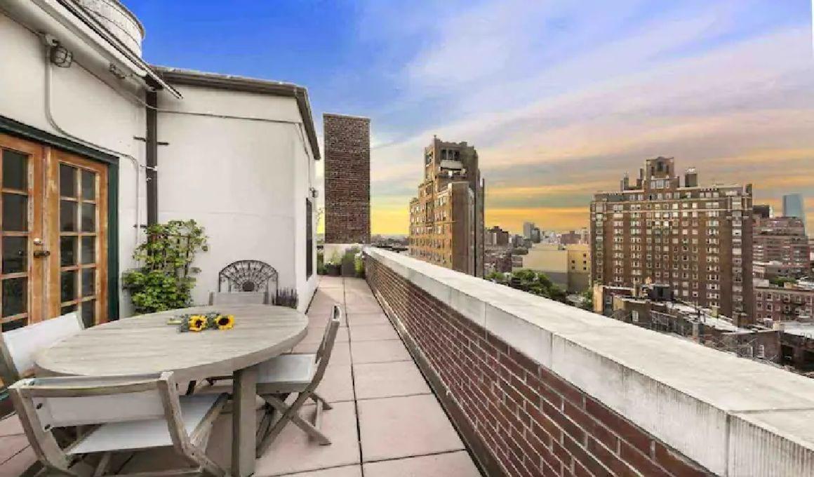 LUX West Village Penthouse Manhattan