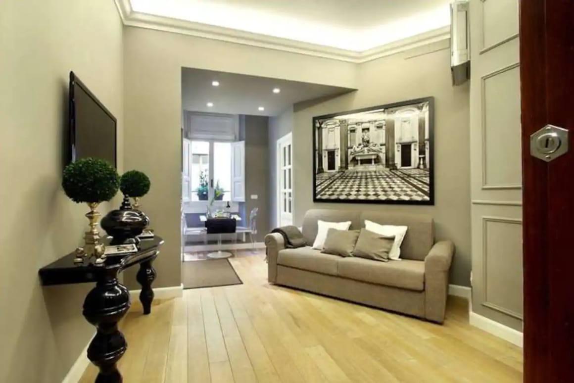 Luxury Apartment with Duomo Terrace 1