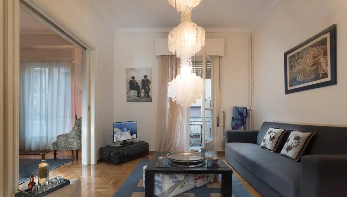 Marilous Fancy Room Athens