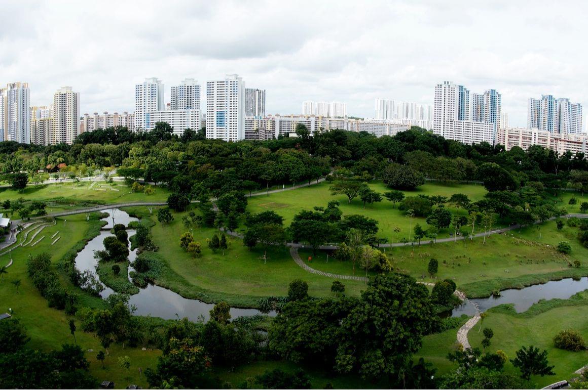 NParks Coast-to-Coast Trail Singapore