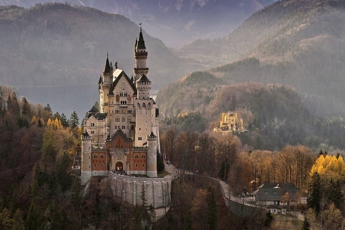 Staying in a Castle in Germany