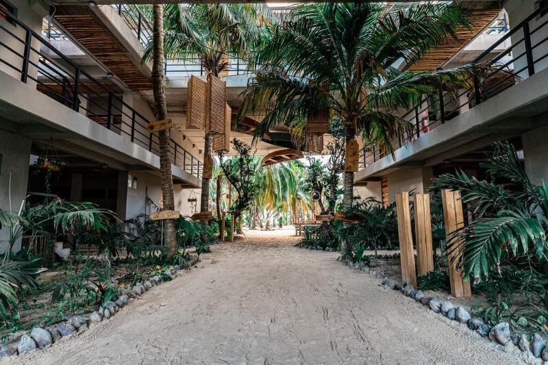 Nomads Hotel & Beachclub Isla Mujeres