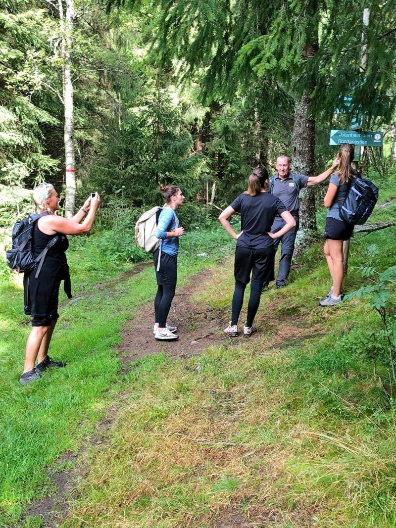 Nordmarka Forest Tour Oslo