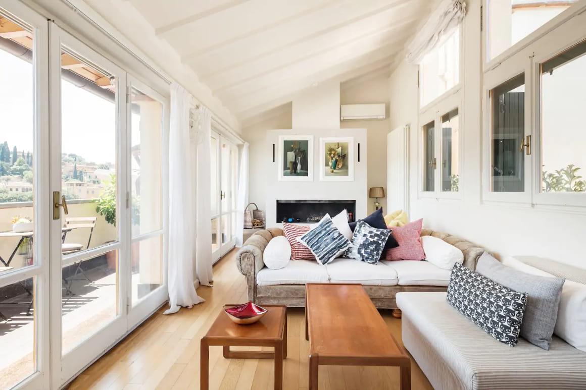 Pick a terrace at a Duplex Penthouse 1