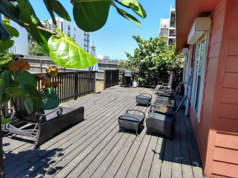 Retro Beach House South Padre Island