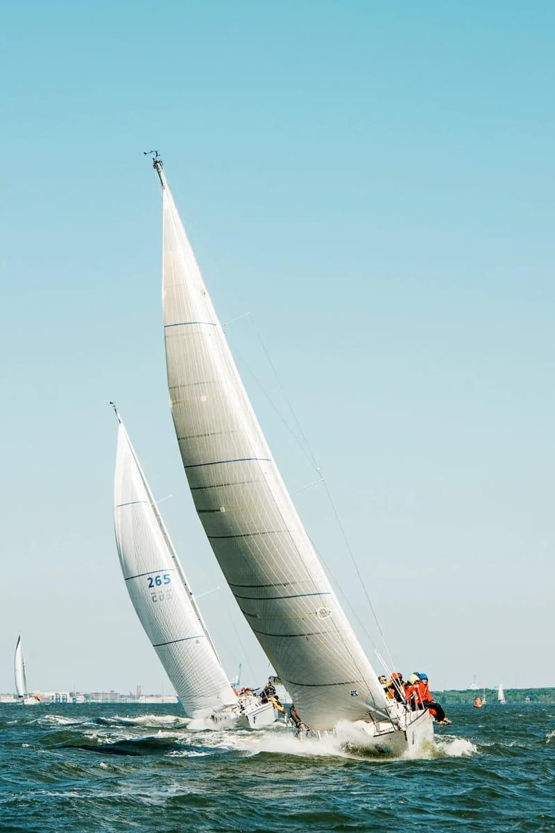 Sail Charleston Harbor
