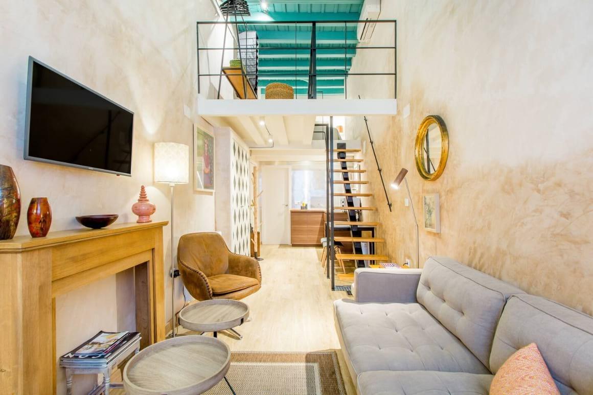 Contemporary Loft Apartment, Sevilla