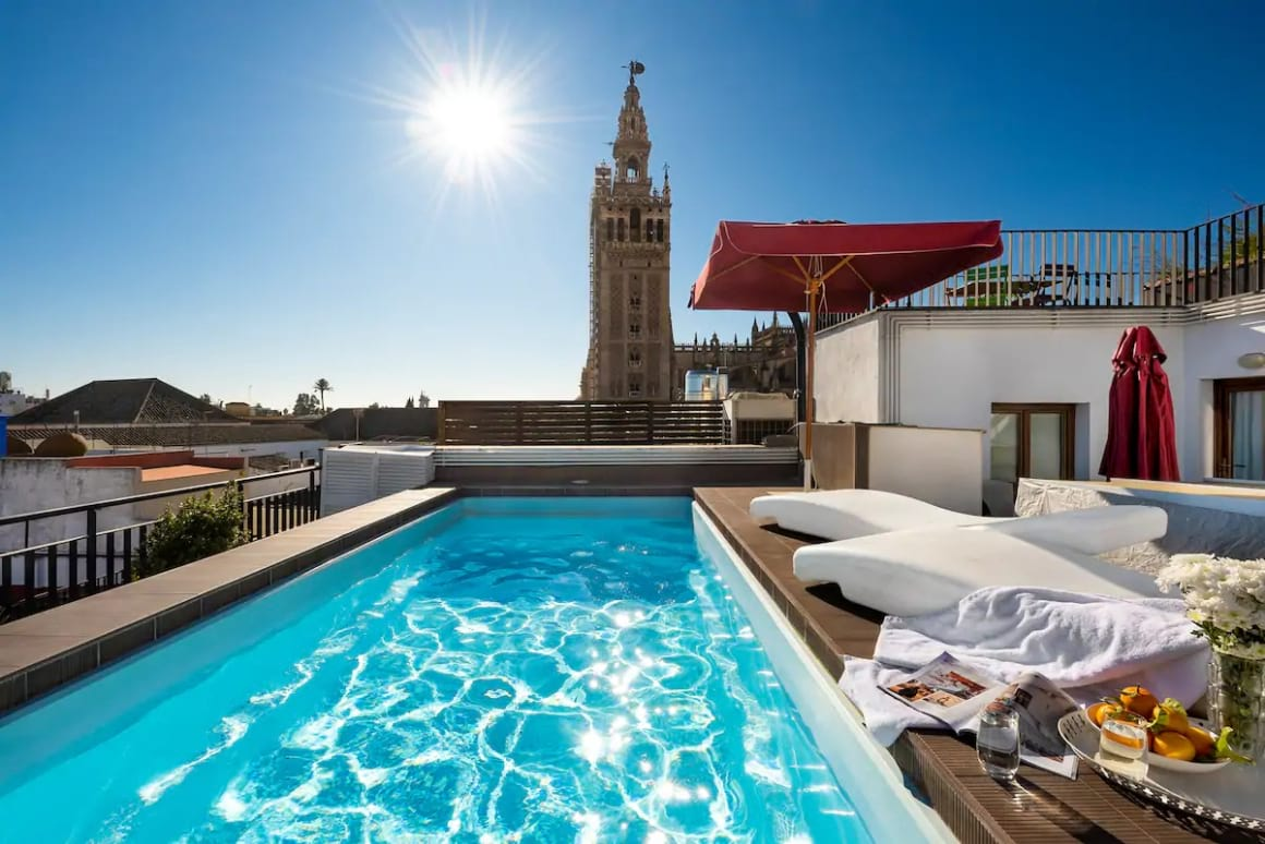 Studio with Cathedral Views, Sevilla