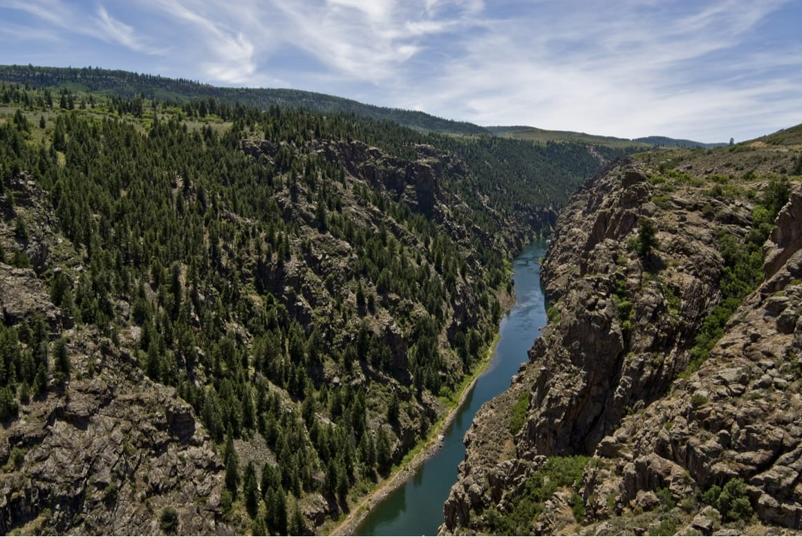 Black Canyon of the Yellowstone Trail