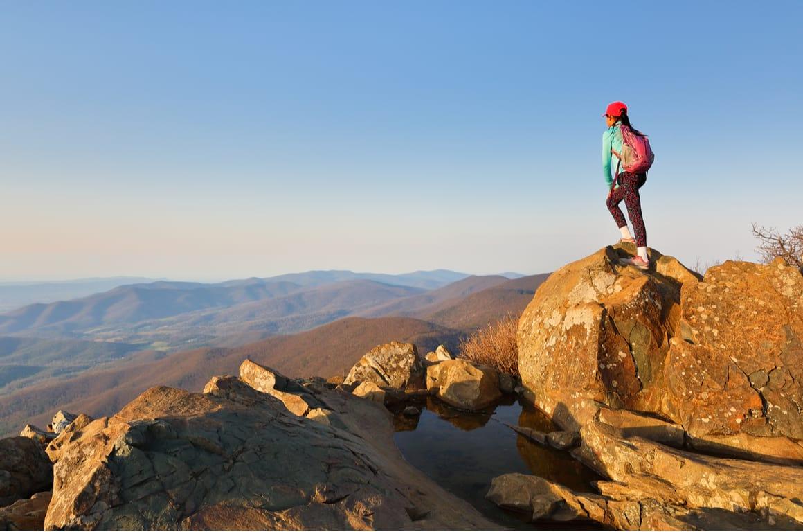 Shenandoah National Park Trail Safety