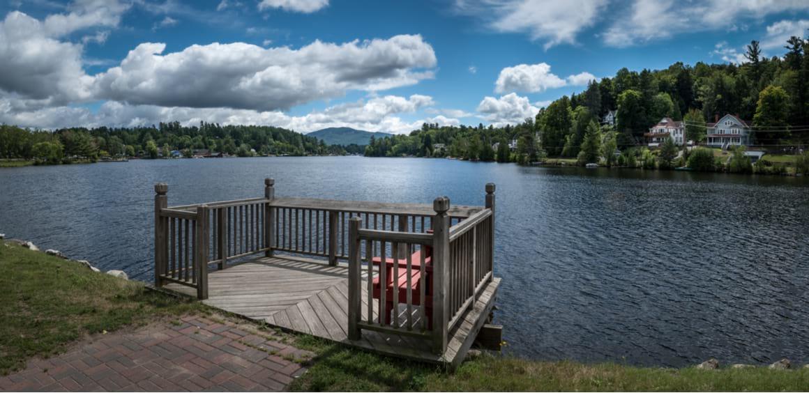 Saranac Lake, The Adirondacks