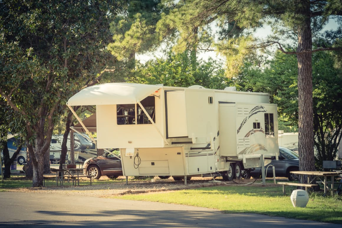 Where to Rent an RV in San Antonio