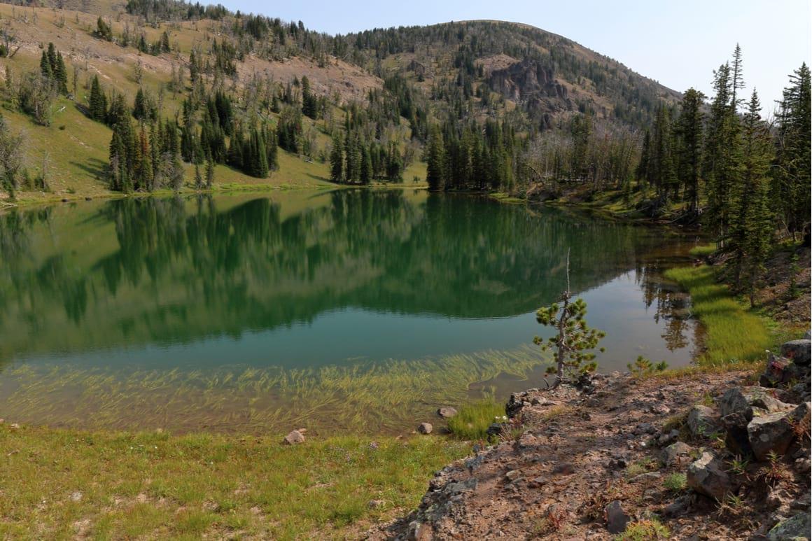 Sky Rim Trail, Yellowstone