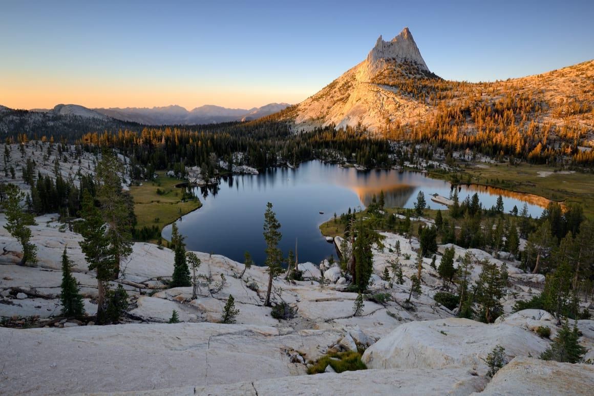 Cathedral Lakes Trail, Yosemite