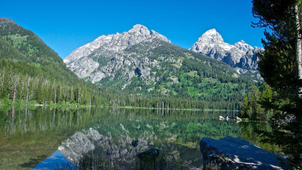 Taggart Lake Loop - Must-Visit Hike in Grand Teton National Park