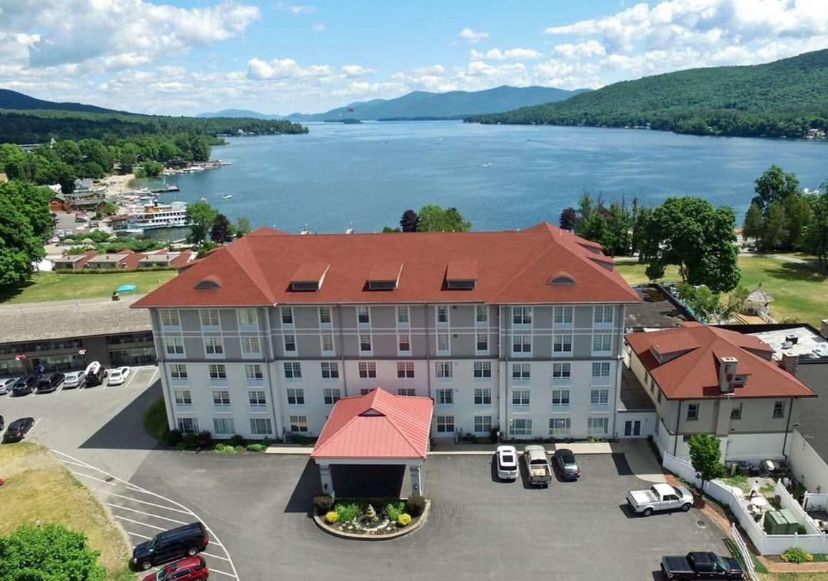 Fort William Henry Hotel, The Adirondacks