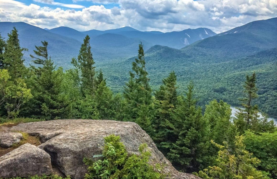 Lake Placid, The Adirondacks 1