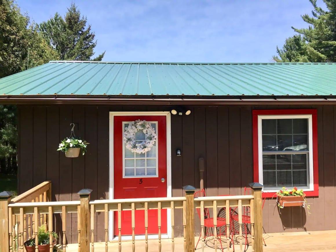 Rustic Charm, The Adirondacks