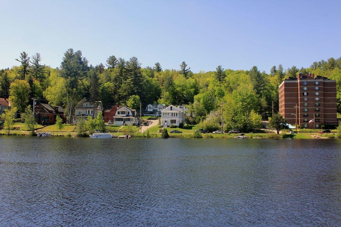 Saranac Lake, The Adirondacks 1