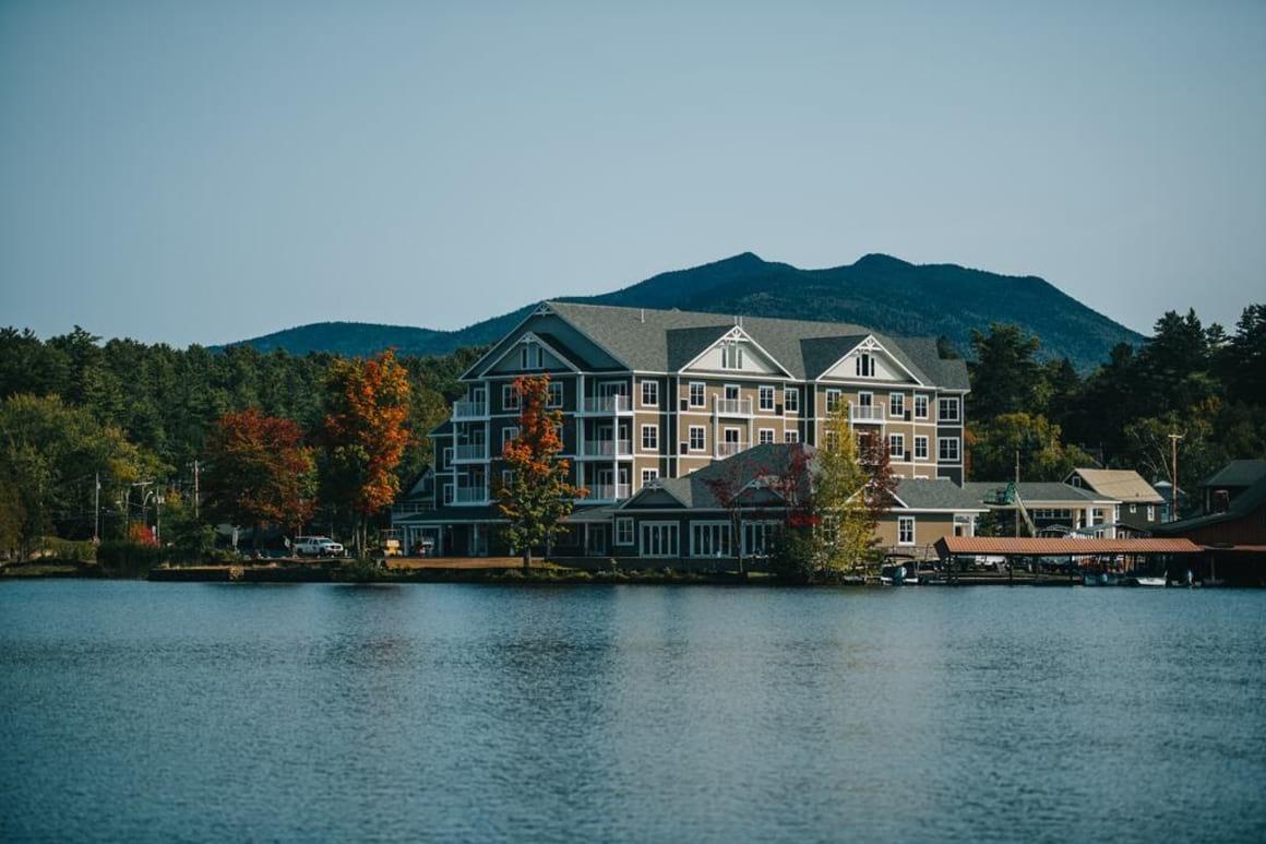 Saranac Waterfront Lodge, The Adirondacks