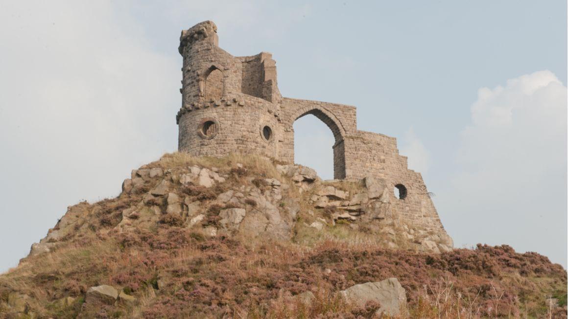 The Boundary Walk Peak District