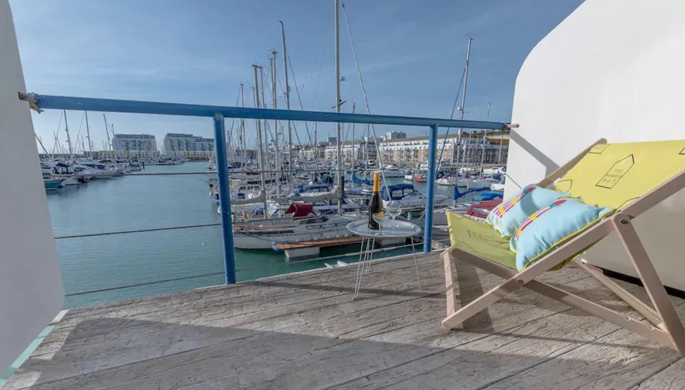 The Harbour Hut Brighton