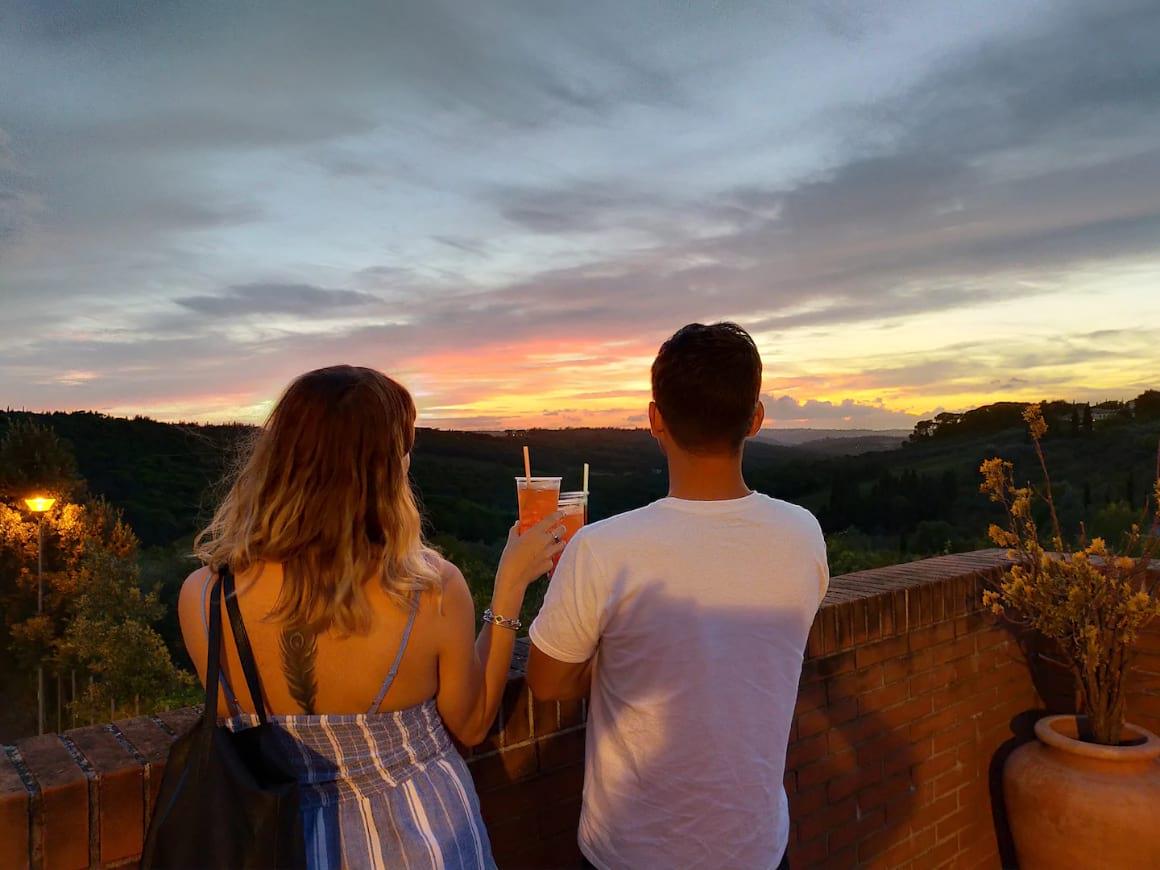 Unforgettable Tuscan Wine Tasting 1