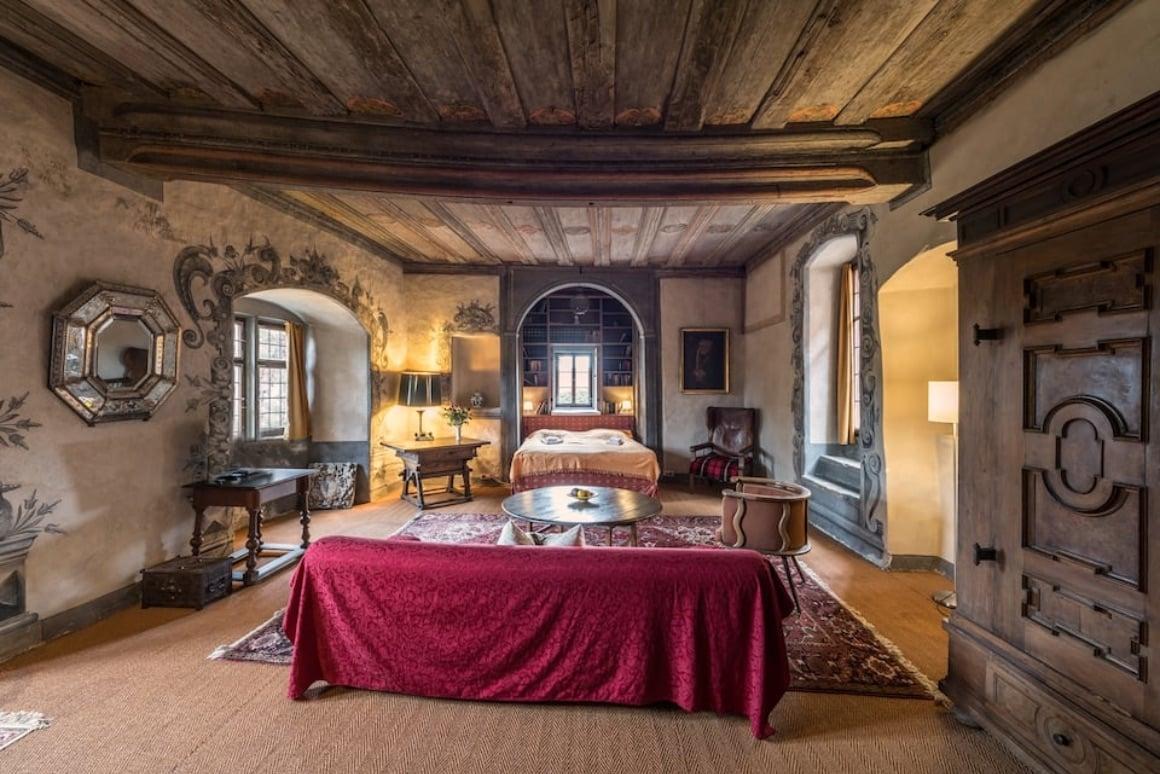 Unsleben Castle Germany