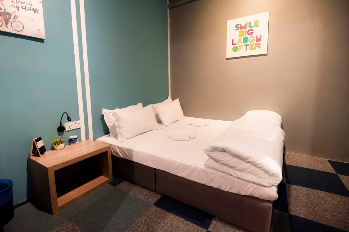 Vibrant Hostel best hostels in Kota Kinabalu